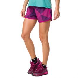 Dámské šortky Raidlight Activ Run Short fialové