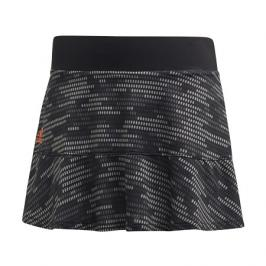 Dámská sukně adidas Tennis Camo Skirt Primeblue Black