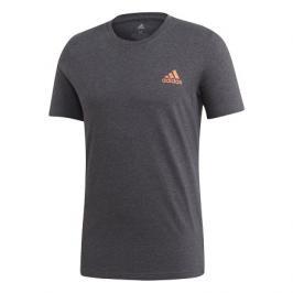 Pánské tričko adidas Mens Paris Graphic Tee Dark Grey