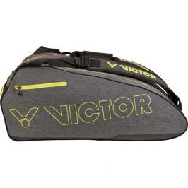 Taška na rakety Victor Multithermobag 9030 Grey/Yellow
