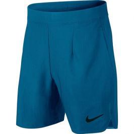 Dětské šortky Nike Court Ace Green
