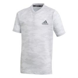 Dětské tričko adidas Boys Freelift Tee Primeblue Light Grey