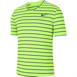 Pánské tričko Nike Court Dry Top Team GX Ghost Green