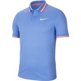 Pánské tričko Nike Court Slam Polo Royal Pulse