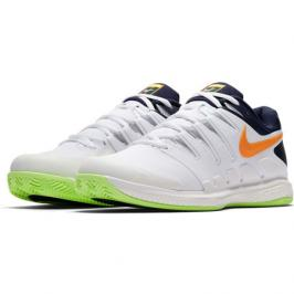 Juniorská tenisová obuv Nike Air Zoom Vapor X Clay Phantom