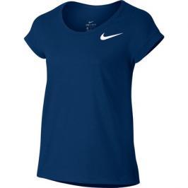 Dětské tričko Nike Girls Training Top Dark Blue