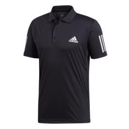 Pánské tričko adidas Club 3STR Polo Black