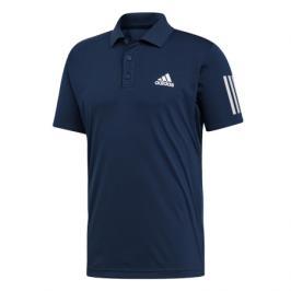 Pánské tričko adidas Club 3STR Polo Navy
