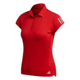 Dámské tričko adidas Club 3STR Polo Red