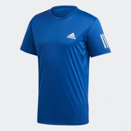 Pánské tričko adidas Club 3STR Tee Royal Blue