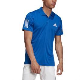Pánské tričko adidas Club 3STR Polo Royal Blue