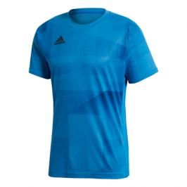 Pánské tričko adidas Flif Olymp Tokyo HR Blue
