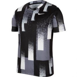 Pánské tričko Nike Court Dri-FIT Black