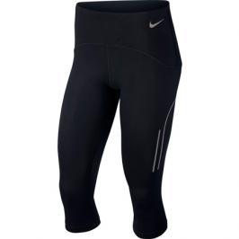 Dámské 3/4 legíny Nike Speed Capri Matte černé