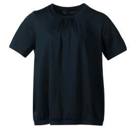 Dámské tričko Endurance Q Nella SS Tee tmavě zelené