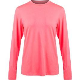 Dámské tričko Endurance Sustainable X1 Elite LS Tee růžové