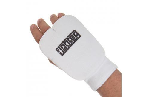 Chrániče rukou Fighter bílá S Boxerské rukavice