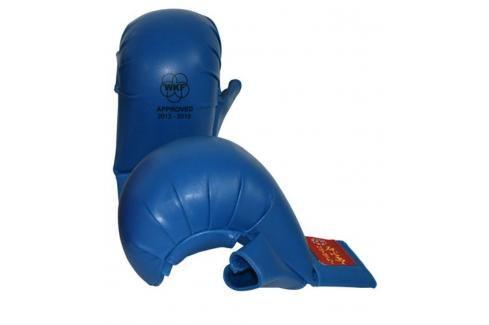 Hayashi karate chrániče WKF - Tsuki - modrá modrá M Boxerské rukavice