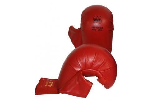 Hayashi karate chrániče WKF - Tsuki - červená červená XL Boxerské rukavice