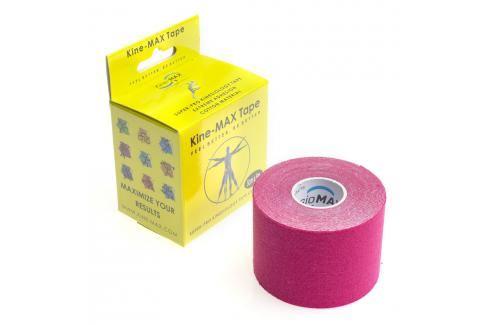 Kine-MAX Super Pro Cotton - růžová růžová 5 Tejpy
