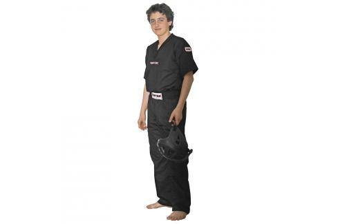 Uniforma Top Ten Student - černá černá 150 Kimona