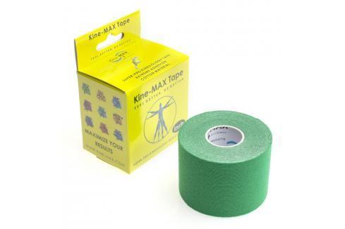 Kine-MAX Super Pro Cotton - zelená zelená 5 Tejpy