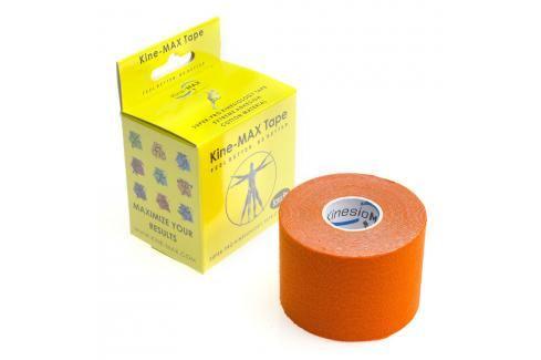 Kine-MAX Super Pro Cotton - oranžová oranžová 5 Tejpy