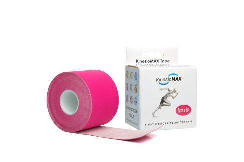 Kine-MAX 4 Way Stretch růžová Tejpy