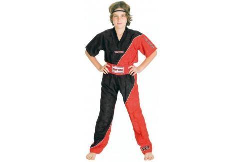 Uniforma Top Ten - červená červená 180 Kimona