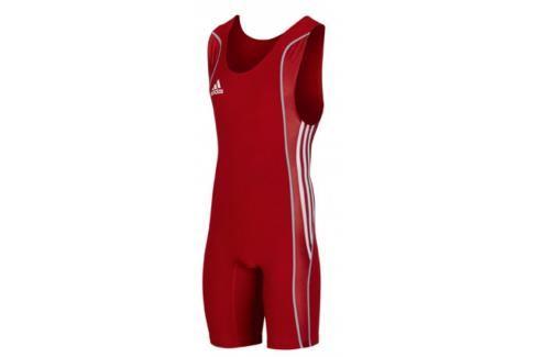 W8 WRESTLER suit MEN - red červená XL Pánská trička