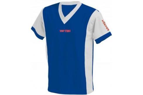Tréninkové triko Top Ten - modrá modrá S Pánská trička