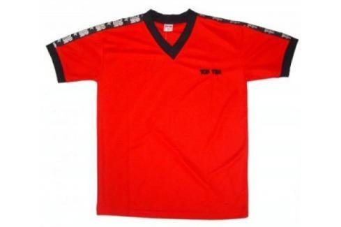 Tréninkové triko Top Ten Winner - červená červená L Pánská trička
