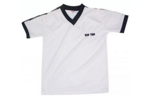 Tréninkové triko Top Ten Winner - bílá bílá L Pánská trička
