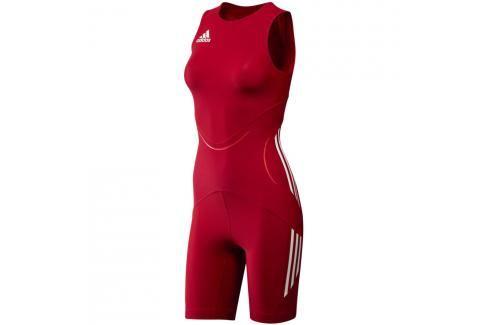 adidas dres dámský WR Suit Classic - červená červená 42 Pánská trička