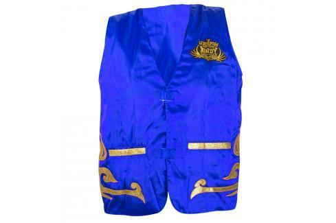 Trenérská vesta Windy - modrá modrá M Pánská trička