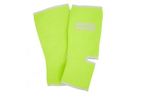 Bandáž kotníku Fighter NEON zelená neon. zelená S Boxerské chrániče