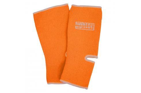 Bandáž kotníku Fighter NEON oranžová neon. oranžová XL Boxerské chrániče