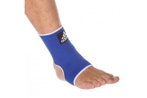 adidas chrániče kotníků - oboustranné modrá Boxerské chrániče