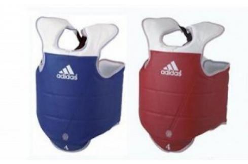 Vesta adidas WTF - set červená 1 Boxerské chrániče