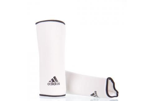 Látkové chrániče předloktí adidas bílá M Boxerské chrániče