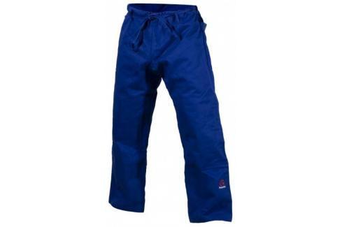Kalhoty judo Competition - modrá modrá 165 Pánské kalhoty