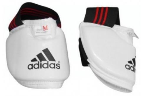 Chránič nártů adidas bílá XL Boxerské chrániče