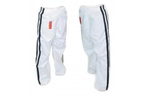 Bavlněné kalhoty Hayashi - bílá bílá 160 Pánské kalhoty