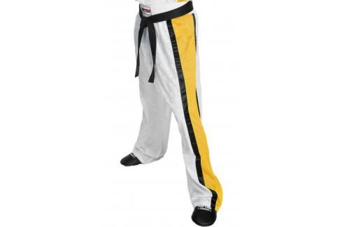 Kalhoty TopTen Mesh - bílá bílá 170 Pánské kalhoty