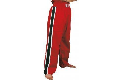 Kalhoty Top Ten Superfighter červená 190 Pánské kalhoty