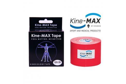 Kine-MAX Tape - červená červená Tejpy