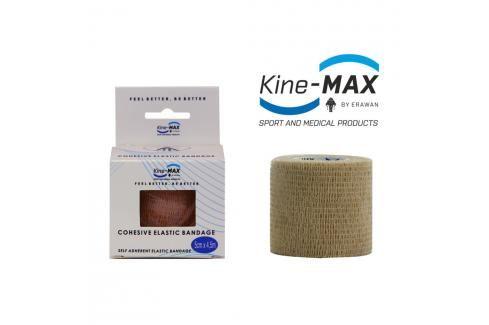Kine-MAX Samofixační elastické obinadlo-5cm,7,5cm,10cm - béžová béžová 10cm Tejpy