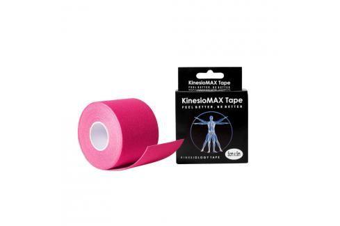 Kine-MAX Tape - růžová růžová Tejpy
