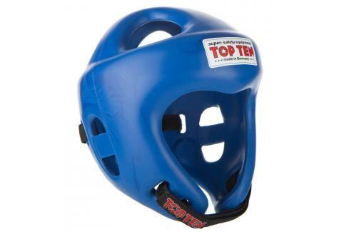 Přilba Top Ten Fight - modrá modrá S Boxerské helmy