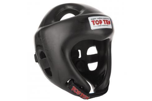 Přilba Top Ten Fight - černá černá S Boxerské helmy